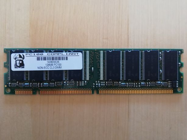 Memória RAM PC100 128Mb