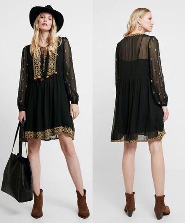 Оригінальна вишита сукня Derthy в стилі bohoo