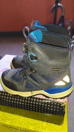 Ботинки Ecco Boa р 35
