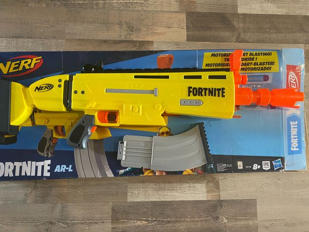 Автомат детский NERF FORTNITE AR-L