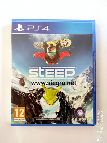 Steep Ps4 Playstation4