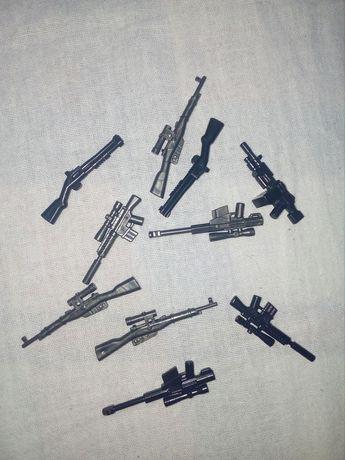 Оружие, с конструктора.
