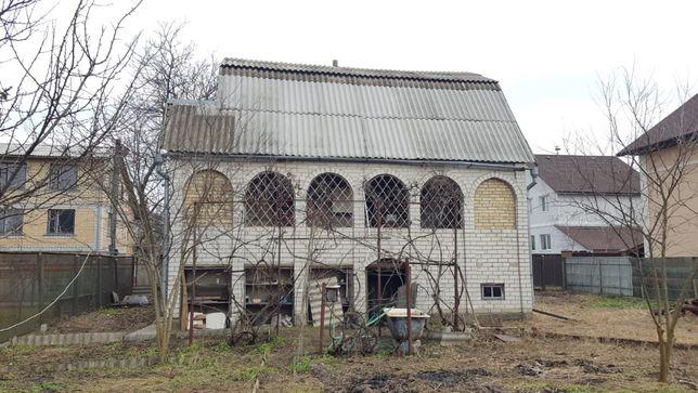 Осокорки, м. Славутич, кирпичный дом 91 м2+25 мансарды, Днепр, озёра