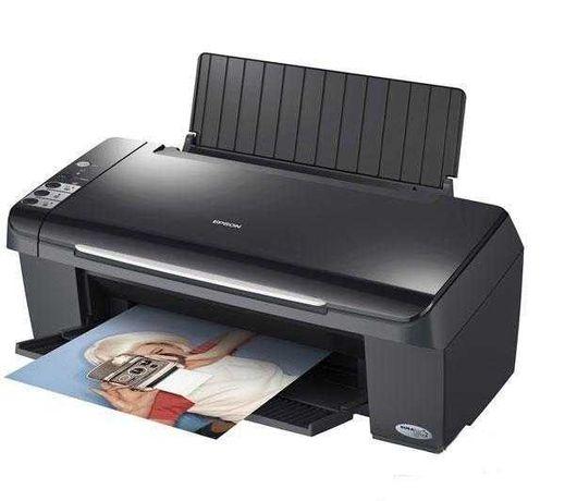 Принтер Epson stylus photo требуется ремонт или на запчасти