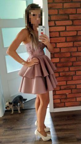 Sukienka 34 emo wesele jak lou