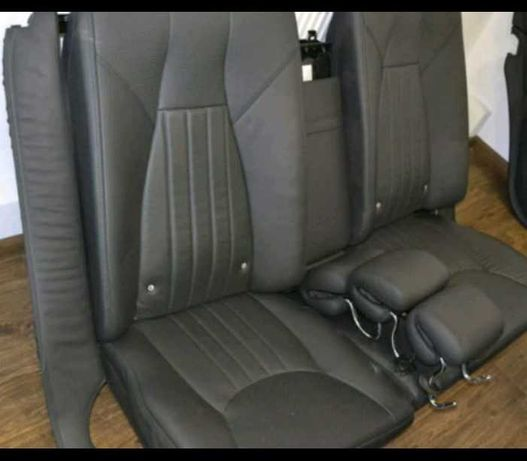 Срочно Сиденья Mercedes w220 S55 AMG в отличном состоянии!