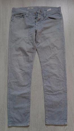 PEPA JEANS spodnie męskie w31 l30