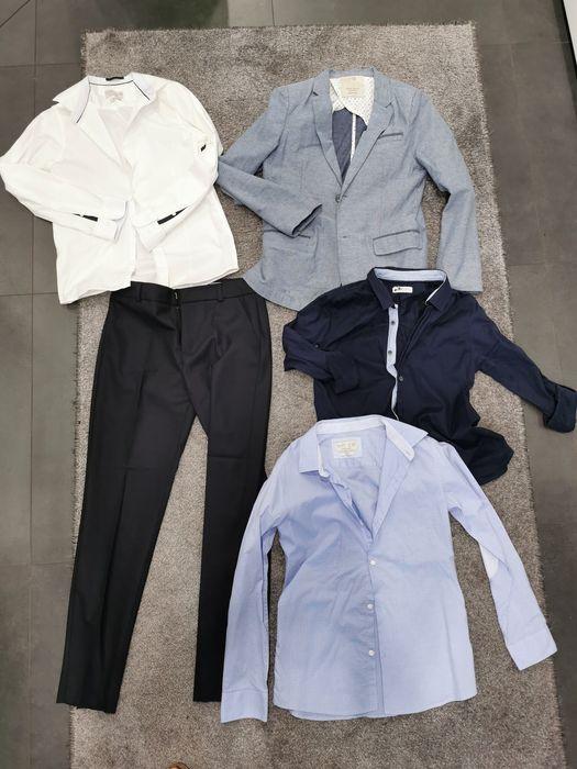 Zestaw ubrań eleganckich dla chłopca ok 152 cm Zara Gryfów Śląski - image 1