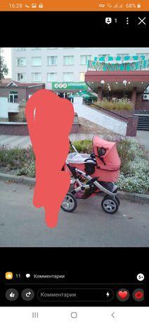 Продам СРОЧНО детскую коляску!