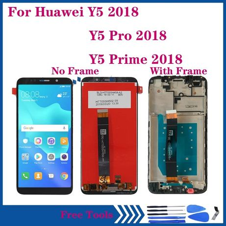 Дисплей для Huawei Y5/Y6/Y7 2017/2018/2019/Y5P Модуль Купити