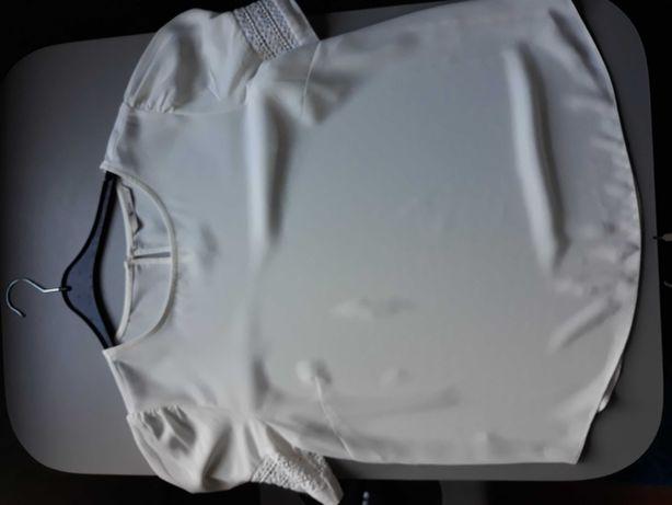 Biala bluzka Rozmiar 40
