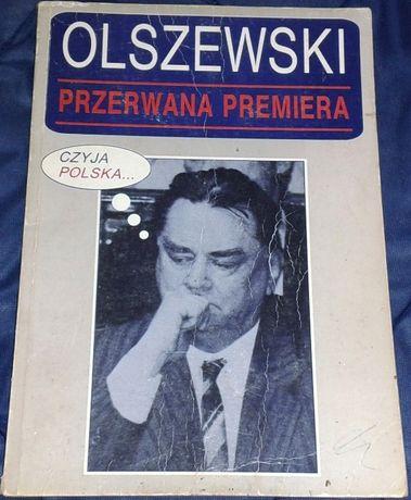 Olszewski - Przerwana premiera - R. Januszewski, J. Kłosiński