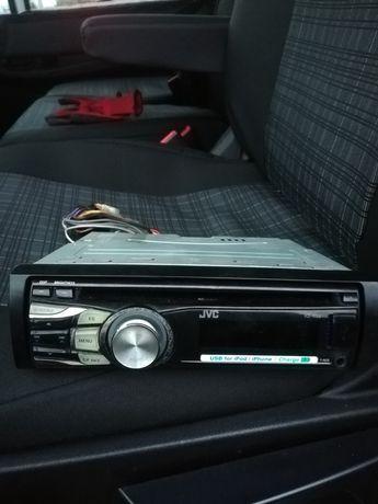 Radio jvc CD USB AUX