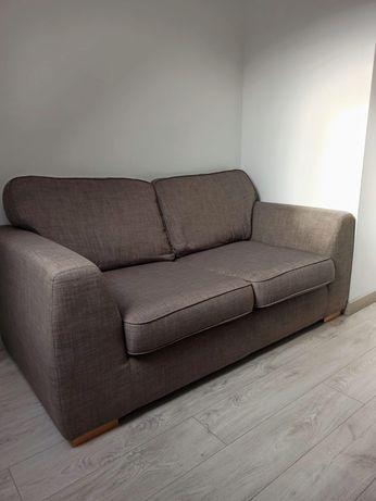 Sofa rozkładana podwójna, z funkcją spania