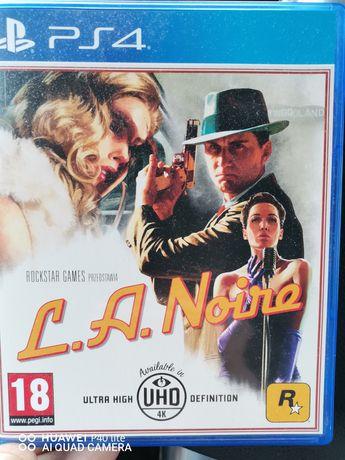 Ps4 L. A. Noire pl (możliwa zamiana)