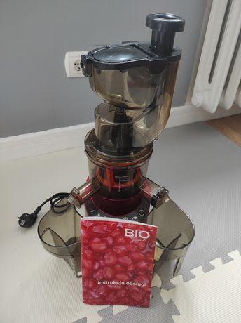 Oryginalna wyciskarka wolnoobrotowa Bio Juice włoska sokowirówka