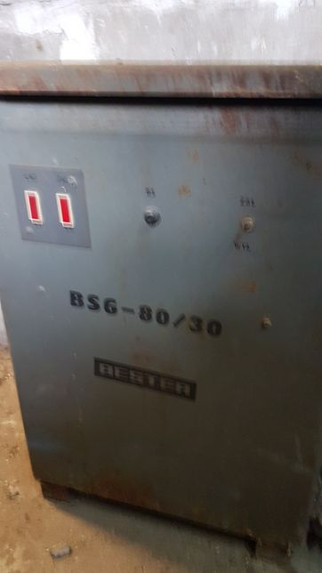 Prostownik diodowy Bester BSG 80/30