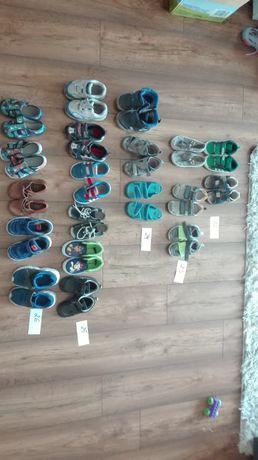 Buty dla dziecka sandały adidas trampki