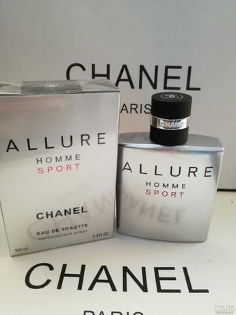 Духи парфюм мужской Chanel ALLURE HOMME SPORT 100 ml