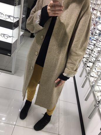 Пальто шерстяное Cabanchicom XL