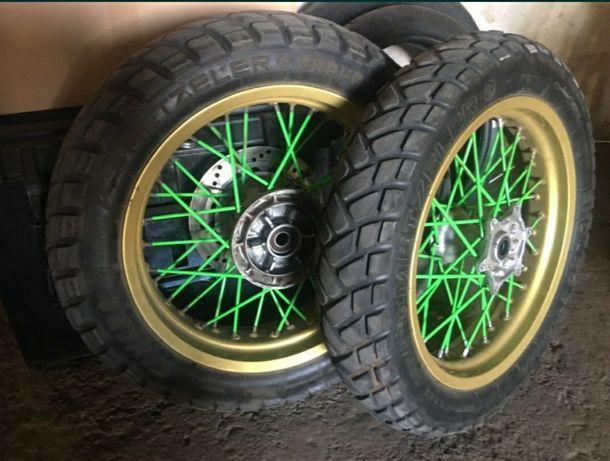 колеса Suzuki drz 400 sm