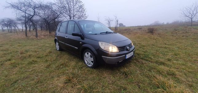 Renault Scenic 1.9 120km Ładny po remoncie!