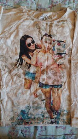 Bluzka dziewczęca