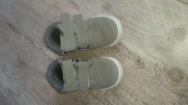 Buty przejściowe chłopięce rozmiar 25