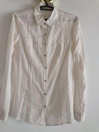 Koszula pudrowy róż stradivarius rozmiar L