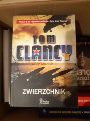Zwierzchnik Mark Greaney Tom Clancy Fabryka Sensacji