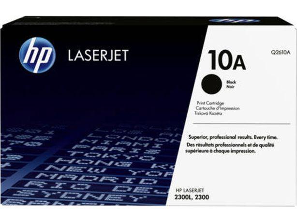Toner HP 10A Preto (Q2610A) - Original