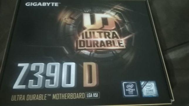 Материнская плата Gigabyte Z390 D (s1151)
