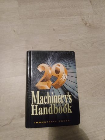Machinery's Hanbook 29