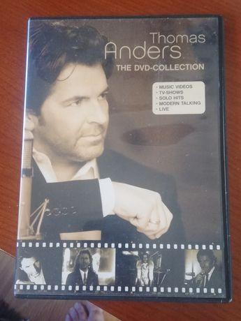 Thomas Anders dvd vídeos original