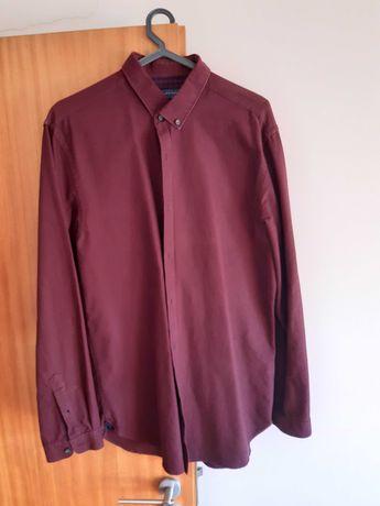 Camisa Zara Slim fit - tamanho L