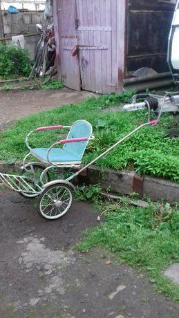 Детская коляска времён ссср