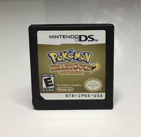 Pokémon HeartGold Nintendo DS original
