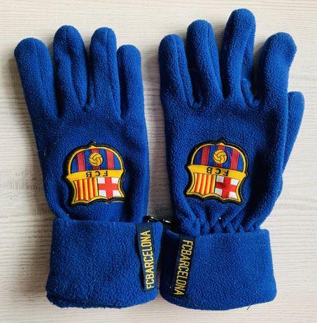 Rekawiczki FC Barcelona