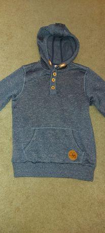 Bluza z kapturem coolclub rozm 152 stan idealny. Sweter coolclub 152