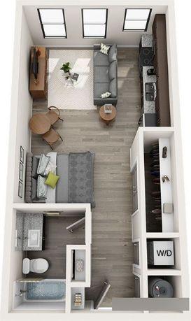 Идеальный вариант под сдачу в аренду!1-но комнатная квартира.