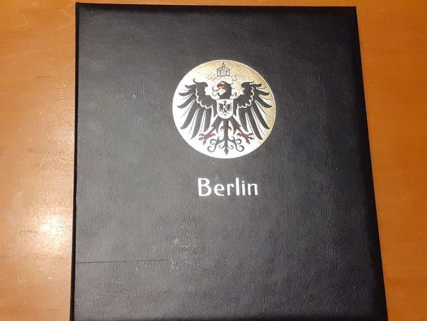 Kolekcja znaczków Berlin 1948 album