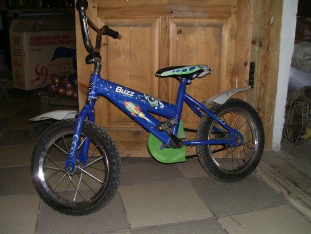 Buzz велосипед детский