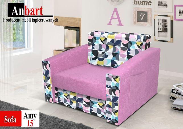 Sofa Amy dziecięca! Amerykanka Fotel Rozkładany Łóżko Kanapa Dla Dziec