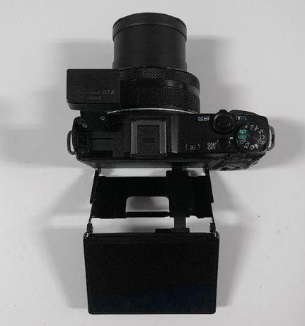 Canon Powershot G1X Mk II + Objectiva p/ Peças ou Reparaçao