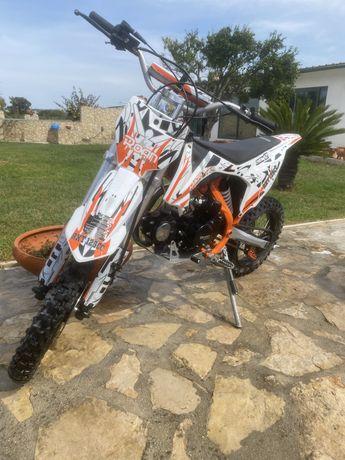 Vendo pit bike 125 roan racing
