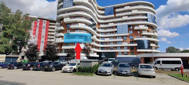 Wiślane Tarasy 2.0 mieszkanie 57,7 m2 III p. nowe, stan dew. + projekt