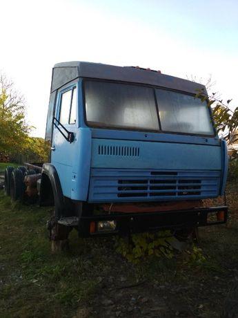 Камаз 53212 + прицеп ОДАЗ 9357