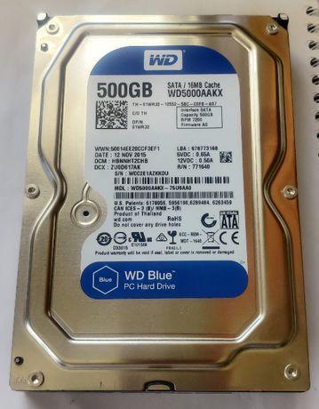 Disco Rigido 3,5 WD 500gb sata