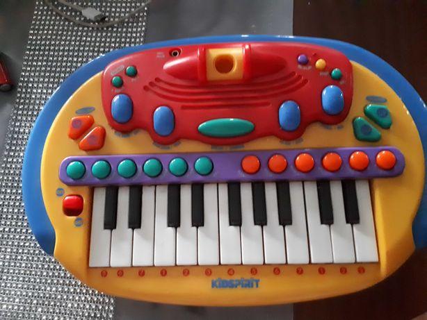 Pianino dla najmłodszych