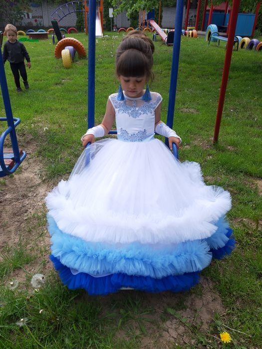 Плаття бально- випускне Вінниця - зображення 1
